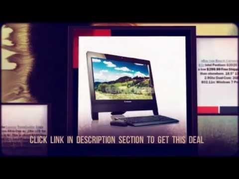 Lenovo ThinkCentre Edge 62z Intel Dual-Core All-in-One Deskt