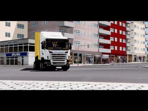 Nazim Zeki Uysal Scania G420 + Tirsan v2.0