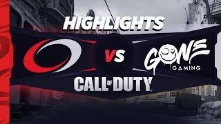 compLexity vs Gone Gaming - Call Of Duty WW2 Highlights - World Gaming's Canadian Championship