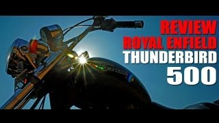 10. Royal Enfield Thunderbird 500 : Review: PowerDrift