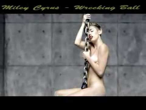 Miley Cyrus Wrecking Ball Naked Video Leaked (Uncensored)