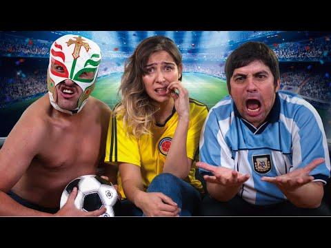 Formas de ver El Mundial según países