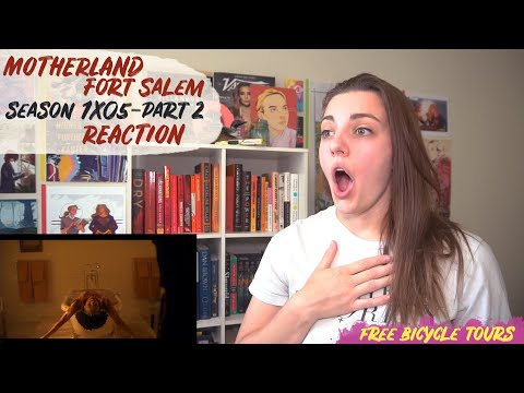 "Motherland Fort Salem Season 1 Episode 5 ""Bellweather Season"" REACTION Part 2"