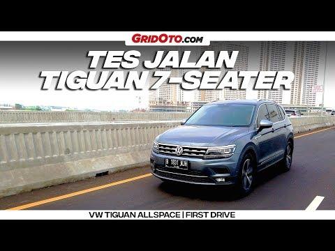 VW Tiguan AllSpace | First Drive | GridOto