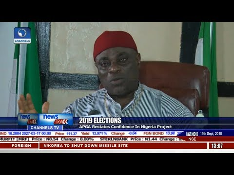 APGA Restates Confidence In Nigeria Project