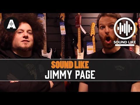 Sound Like Jimmy Page - BY Busting The Bank (видео)