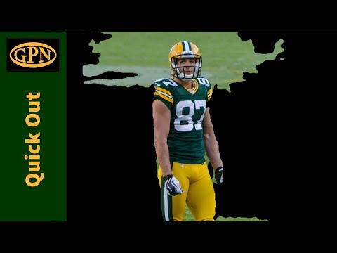 Jordy Nelson Out, Jimmy Graham In