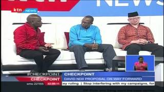 Checkpoint 27th March 2016 [Part 3]:  Should David Ndii be arrested?