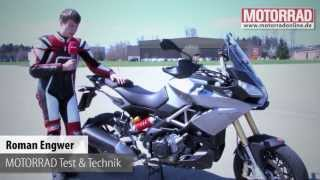 6. TopTest: Aprilia Caponord 1200 ABS Travel Pack