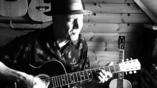 I Got The Blues - fingerpicking blues on a 1925 Gibson L3