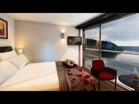 Waterways - Watch the Avalon Waterways Suite Ships river cruising video and see what an average room looks like, and how Avalon Waterways makes it better! http://goo.gl/...
