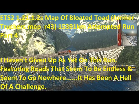 Map Of Bloated Toad 1.21.x