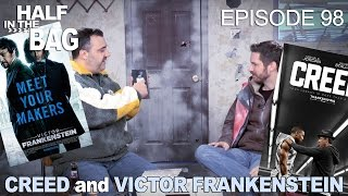 Video Half in the Bag Episode 98: Creed and Victor Frankenstein MP3, 3GP, MP4, WEBM, AVI, FLV Agustus 2018