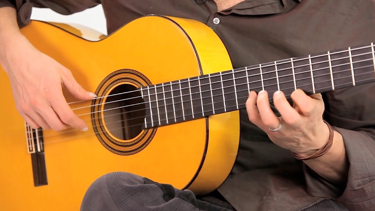 How to Practice Flamenco Scales | Flamenco Guitar