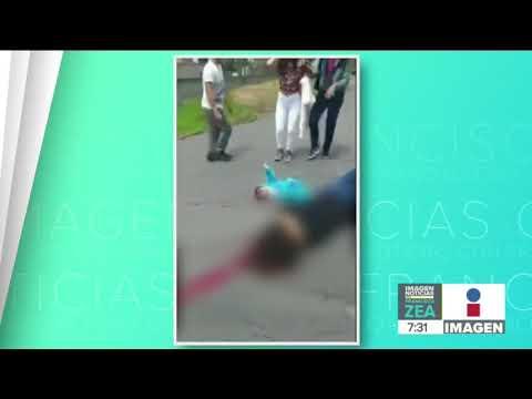 Cámaras de seguridad del C5 captan el actuar de sicarios en la CDMX | Noticias con Francisco ZeaZea