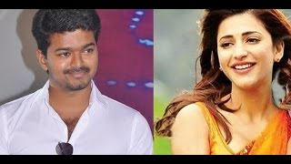 Puli team supports Shruti Haasan