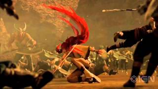Nonton Heavenly Sword  The Movie   Trailer Film Subtitle Indonesia Streaming Movie Download