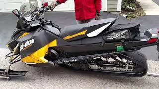 11. 2012 Ski-Doo Renegade Adrenaline E-Tec 600 HO for sale
