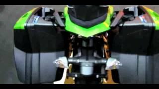 6. 2014 Kawasaki Ninja 1000 ABS Accessorized Walkaround