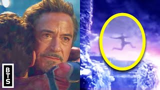 Video Iron Man And Black Widow's Final Words Had A Secret Meaning Theory MP3, 3GP, MP4, WEBM, AVI, FLV Juni 2019