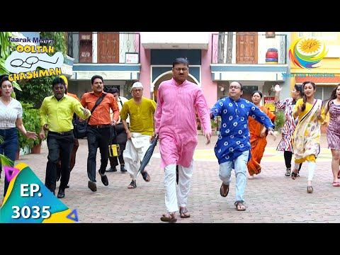 Taarak Mehta Ka Ooltah Chashmah - Ep 3035 - Full Episode - 12th November 2020