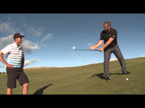 Golf Getaway at The Kinloch Club – Pro Tip: How to play Uphill Lies