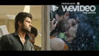Viraham Pongele song | Dear Comrade Songs | Vijay Deverakonda, Rashmika Mandanna | Sid Sriram