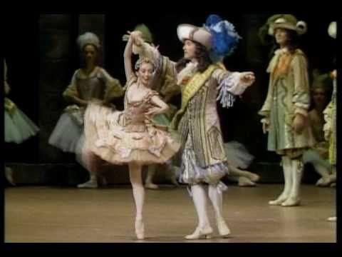 1983 Rose Adagio Yoko Morishita Wiener Staatsoper Ballet Sleeping Beauty