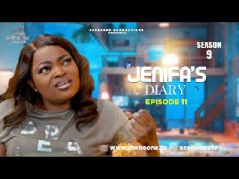 Jenifa's Diary S9EP11 - WEDDING PLANNER