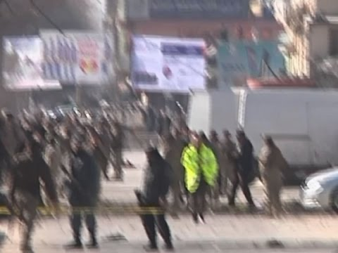 VIDEO: Suicide car bomb explodes in Kabul