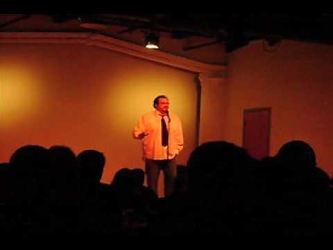 Josh Arnold Comedy - 02/25/2008 @ Mad Art Gallery - Part 2
