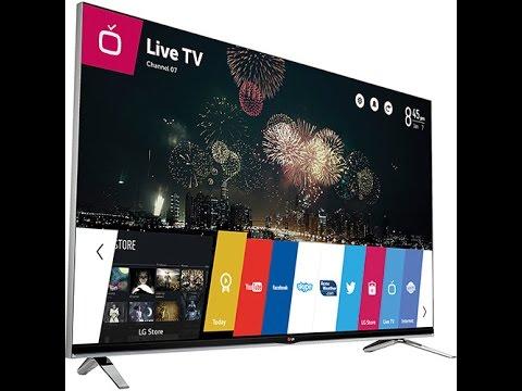 Smart TV 3D LG LED 70