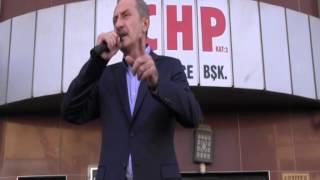 CHP Didim Belediye Başkan Adayı Deniz Atabay,