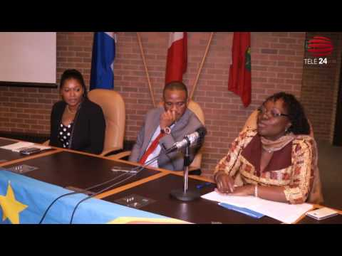 TÉLÉ 24 LIVE: Conférence sur les Droits Des Femmes Congolaises  à Toronto, le 18 mars 2017