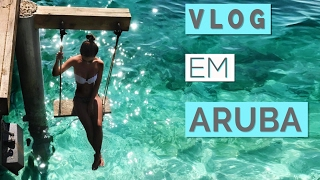 Vlog - Os Sampaios em Aruba  Mariana Sampaio Soundtrack: Ed Sheeran - Shape of you  James Arthur - Say you won't let go...
