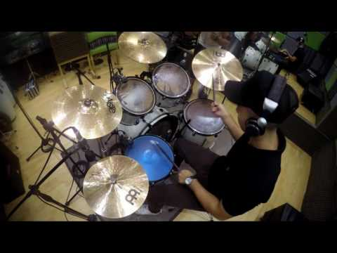 Increible Miel San Marcos Cover Drum