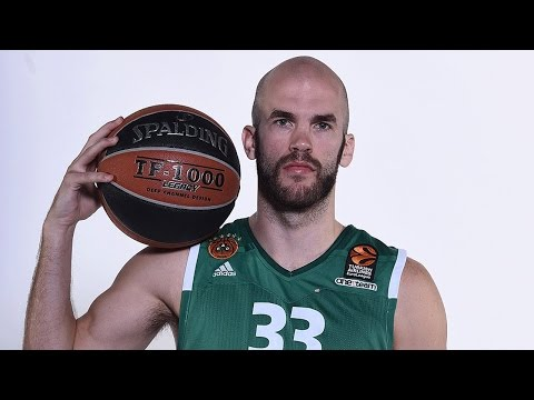 Spotlight on: Nick Calathes, Panathinaikos Superfoods Athens