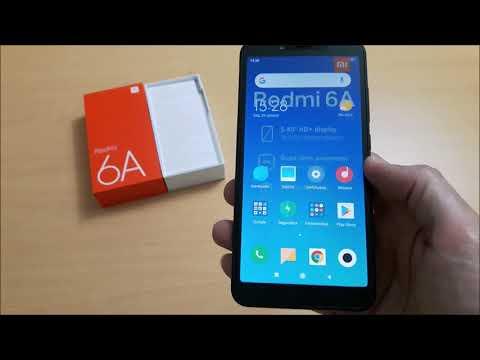 Xiaomi Redmi 6A Global Version 5.45 inch 2GB RAM 16GB ROM - Banggood