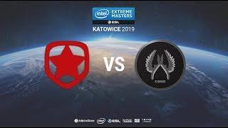 Gambit vs. LAN DODGERS - IEM Katowice 2019 Closed Minor CIS QA - map2 - de_train [Anishared]