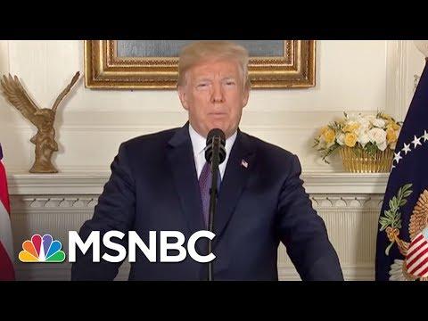 Maddow: President Trump's Personal Turmoil Taints U.S. Military Options   Rachel Maddow   MSNBC