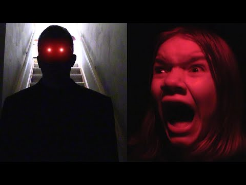 THE MAN WHO WASN'T THERE. (SCARY)