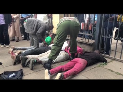 5 youth carrying fake pistol, knife arrested in Nairobi