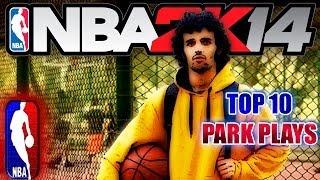 NBA 2K14 TOP 10 PARK PLAYS of the WEEK st. Jamal Crawford