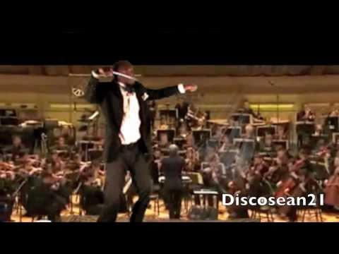 (Funny spoof)Shaquille O'Neal Conducts The Boston Pops.Dance Shaq ...