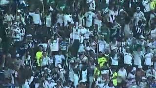 Em noite de 'três santos', Palmeiras elimina o Vitória da Sul-Americana Gols do Jogo Emocionante... Palmeiras 3 x 0 Vitória.