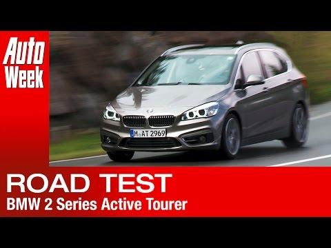 BMW 2 Series Active Tourer road test – English subtitled