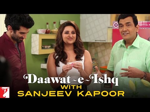 Daawat-e-Ishq with Sanjeev Kapoor - Part 1