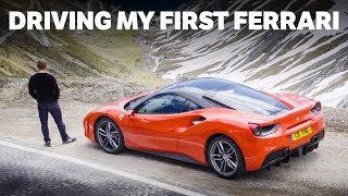 I've never driven a Ferrari before, so when I was offered the keys to drive a 488 GTB to Maranello via the Stelvio Pass, you can believe that I was excited!SUBSCRIBE: http://bit.ly/CTSubscribeVISIT OUR SHOP: https://shop.carthrottle.com/ SNAPCHAT! http://bit.ly/CTSNAP ----- Follow Car Throttle ----- Subscribe to Car Throttle: http://bit.ly/CTSubscribe On our website: http://www.carthrottle.comOn Facebook: http://www.facebook.com/carthrottleOn Twitter: http://www.twitter.com/carthrottle----- Music by ----- Tom Kent: http://www.tomkentmusic.co.ukYouTube: http://youtube.com/tomkentmusicWind SFX:https://www.youtube.com/watch?v=PfAu3CndnE8