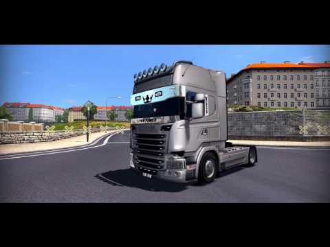 Scania Mega Faca Series