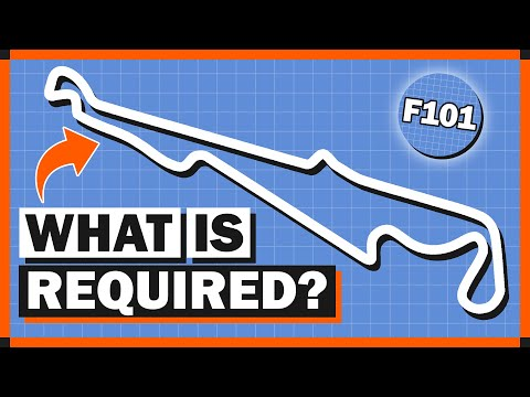 What Does It Take For A Circuit To Be 'F1 Ready'?